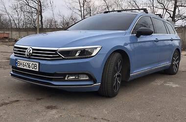 Унiверсал Volkswagen Passat B8 2015 в Одесі