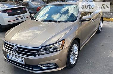 Volkswagen Passat B8 2016 в Обухове