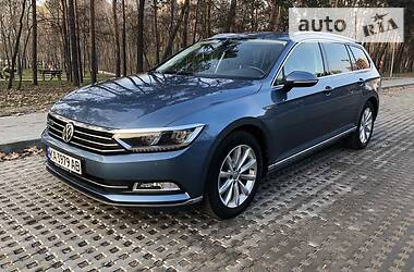 Универсал Volkswagen Passat B8 2018 в Киеве