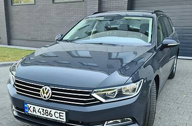 Унiверсал Volkswagen Passat B8 2018 в Києві