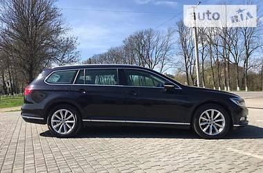 Универсал Volkswagen Passat B8 2016 в Черновцах