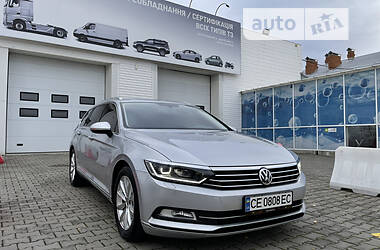 Унiверсал Volkswagen Passat B8 2015 в Чернівцях