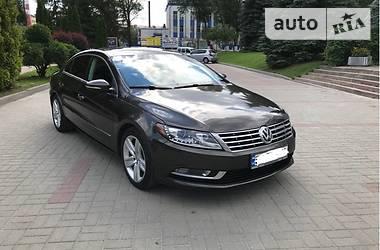 Volkswagen Passat CC 2013 в Тернополе