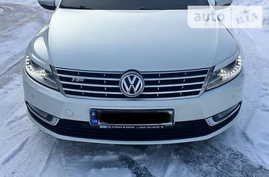 Volkswagen Passat CC Oficial