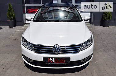 Седан Volkswagen Passat CC 2013 в Одессе