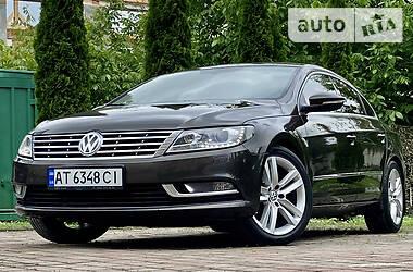 Купе Volkswagen Passat CC 2012 в Івано-Франківську
