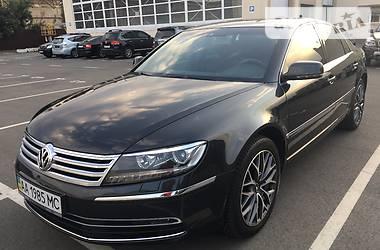 Volkswagen Phaeton 2014