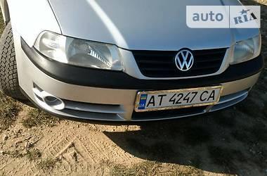 Хетчбек Volkswagen Pointer 2006 в Івано-Франківську