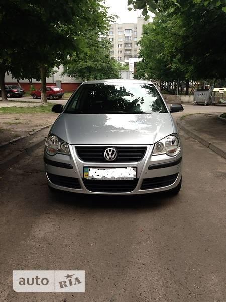 Volkswagen Polo 2008 в Львове