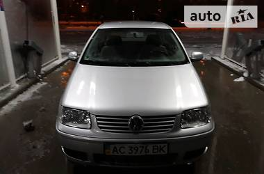 Volkswagen Polo 2001 в Луцке