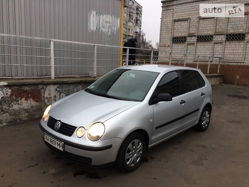 Volkswagen Polo 2004 в Борисполе