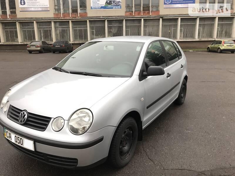 Volkswagen Polo 2003 в Черкассах