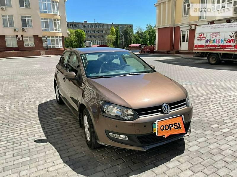 Хетчбек Volkswagen Polo 2012 в Одесі