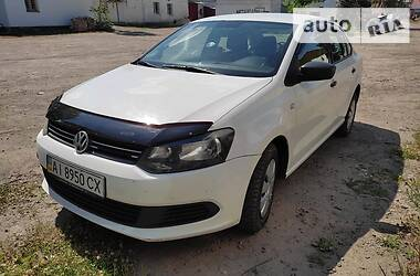 Седан Volkswagen Polo 2013 в Монастырище
