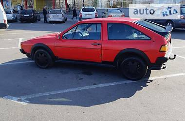 Хэтчбек Volkswagen Scirocco 1986 в Харькове