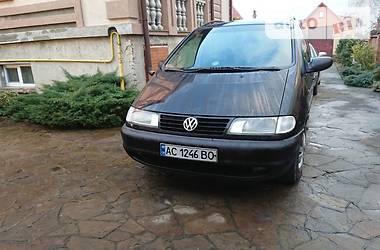 Volkswagen Sharan 1997 в Луцке