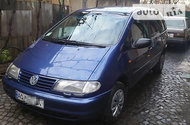 Volkswagen Sharan 1997 в Мукачево