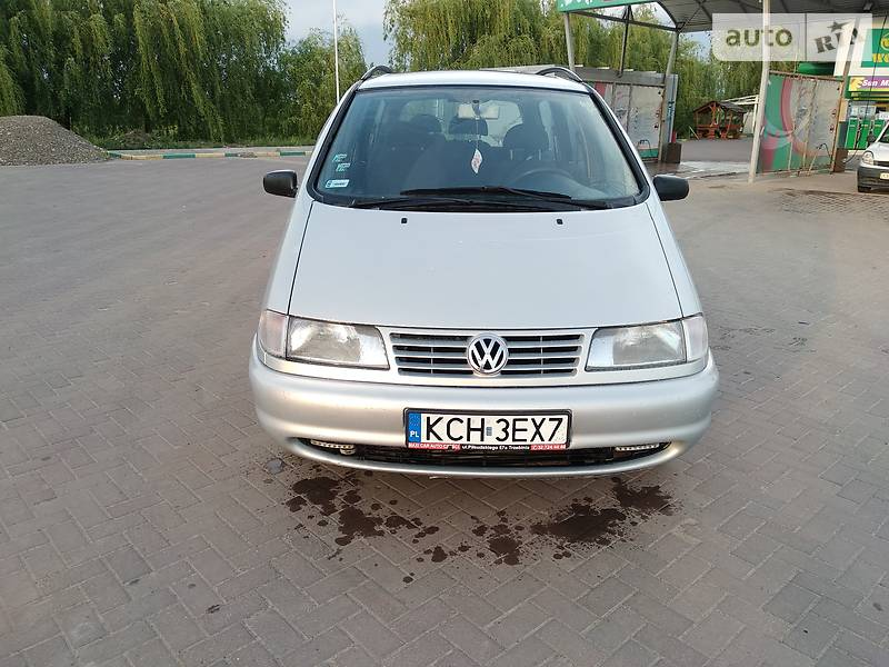 Volkswagen Sharan 2000 в Черновцах