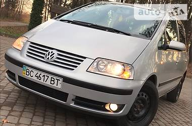 Volkswagen Sharan 2002 в Дрогобыче