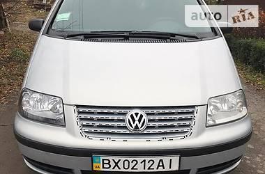 Volkswagen Sharan 2002 в Днепре