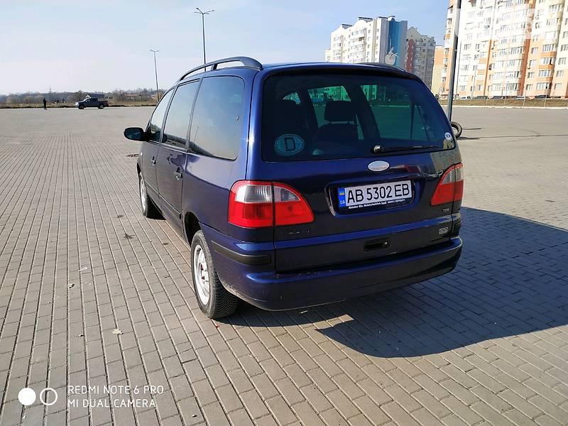 Volkswagen Sharan 2001 року в Вінниці