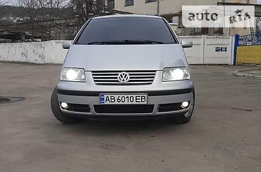 Volkswagen Sharan 2001 в Могилев-Подольске
