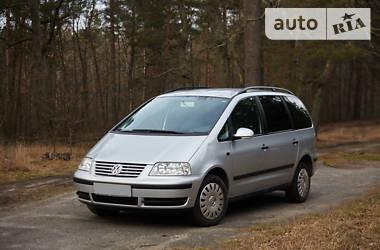 Volkswagen Sharan 2007 в Луцке