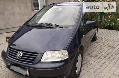 Volkswagen Sharan 2000 в Владимир-Волынском