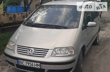 Volkswagen Sharan 2002 в Бродах