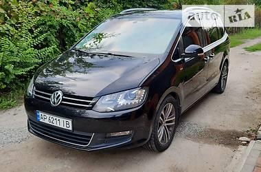 Мінівен Volkswagen Sharan 2014 в Запоріжжі