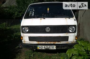 Volkswagen T2 (Transporter) 1985 в Жмеринці