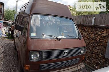 Volkswagen T2 (Transporter) 1982 в Рівному