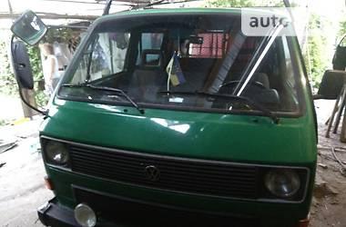 Volkswagen T2 (Transporter) 1986 в Кривому Розі