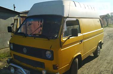 Volkswagen T3 (Transporter) груз. 1987 в Новой Каховке