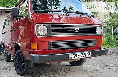 Volkswagen T3 (Transporter) груз. 1987 в Львове
