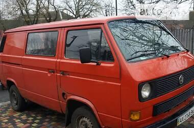 Volkswagen T3 (Transporter) груз. 1988 в Новой Водолаге