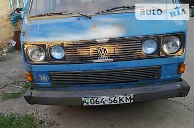 Volkswagen T3 (Transporter) пасс. 1982 в Мироновке
