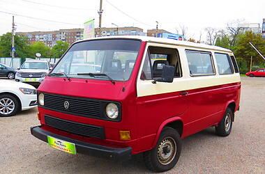 Volkswagen T3 (Transporter) пасс. 1990 в Кропивницком