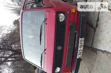 Volkswagen T3 (Transporter) пасс. 1987 в Мукачево