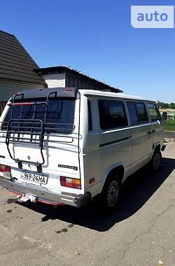 Мінівен Volkswagen T3 (Transporter) пас. 1981 в Михайлівці