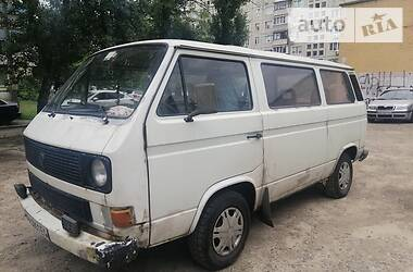 Унiверсал Volkswagen T3 (Transporter) пас. 1989 в Києві