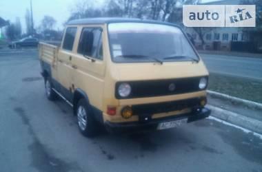 Volkswagen T3 (Transporter) 1986 в Луцке