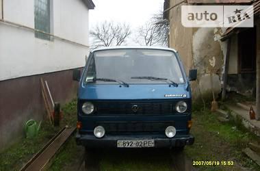 Volkswagen T3 (Transporter) 1987 в Ужгороде
