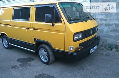 Volkswagen T3 (Transporter) 1989 в Киеве