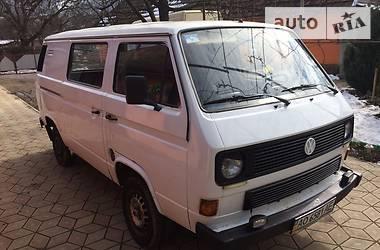 Volkswagen T3 (Transporter) 1988 в Сваляве
