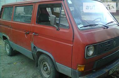 Volkswagen T3 (Transporter) 1980 в Северодонецке