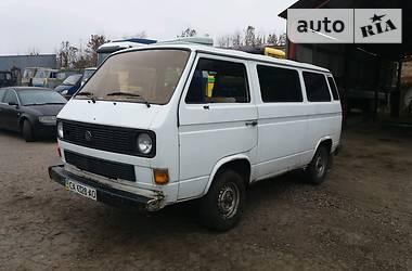 Volkswagen T3 (Transporter) 1987 в Черкассах