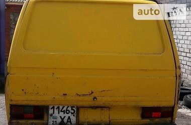 Volkswagen T3 (Transporter) 1981 в Харкові