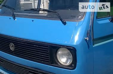 Volkswagen T3 (Transporter) 1987 в Черновцах