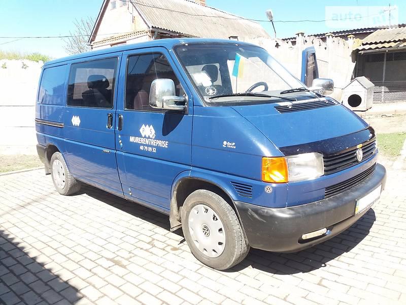 Volkswagen T4 (Transporter) груз-пасс. 2002 в Луцке